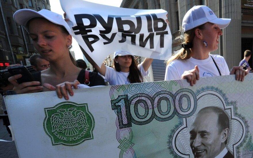Uždarbiai Rusijoje: per gerai, kad būtų tiesa?