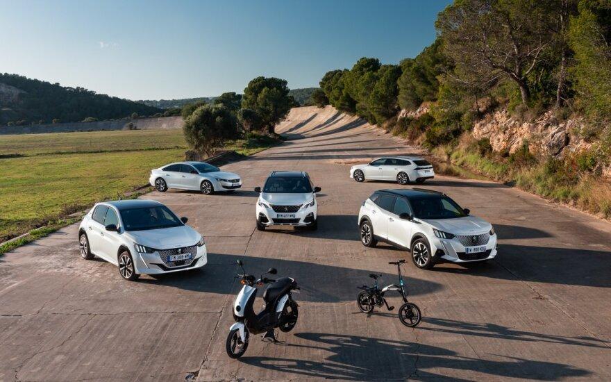 Automobilių gamintojai išnaudoja visas nišas – rupi ne vien elektromobilių gamyba