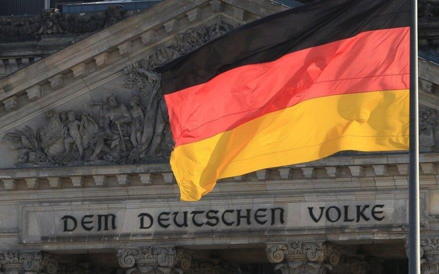 Kovą vėl kyla verslo pasitikėjimas Vokietijoje