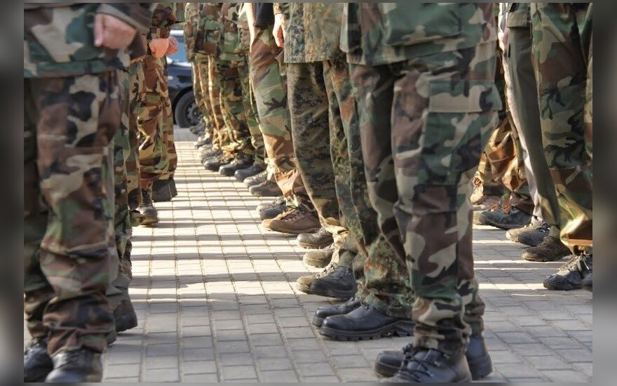 Lietuvos šaulių sąjungą tyrinėjantis M. Nefas: nepritariu, kad kiekvienas karys yra patriotas