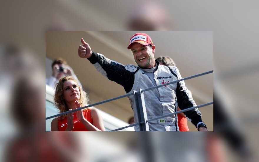 Rubensas Barrichello