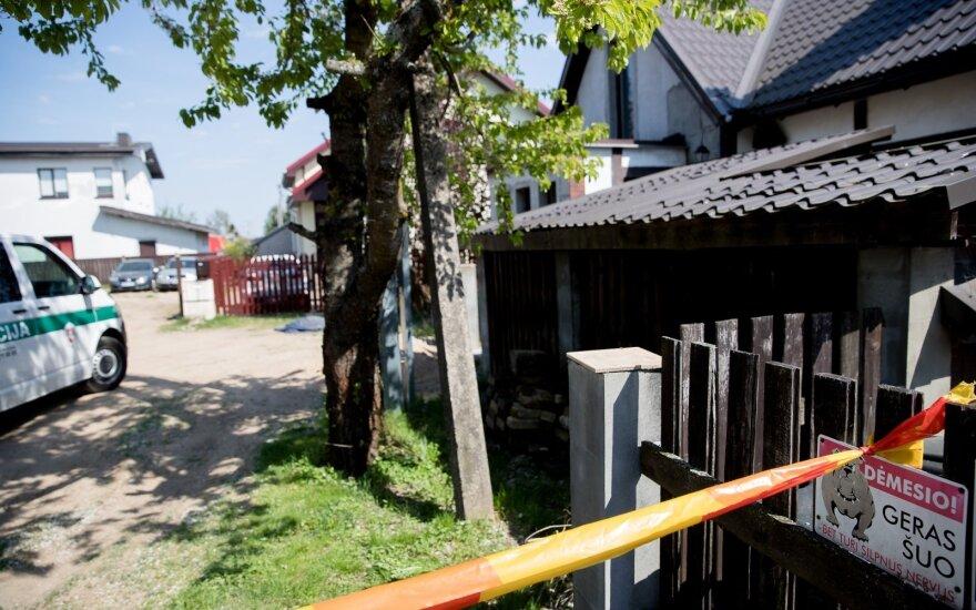 Vilniuje policininkai nušovė žmones sukandžiojusį vilkšunį