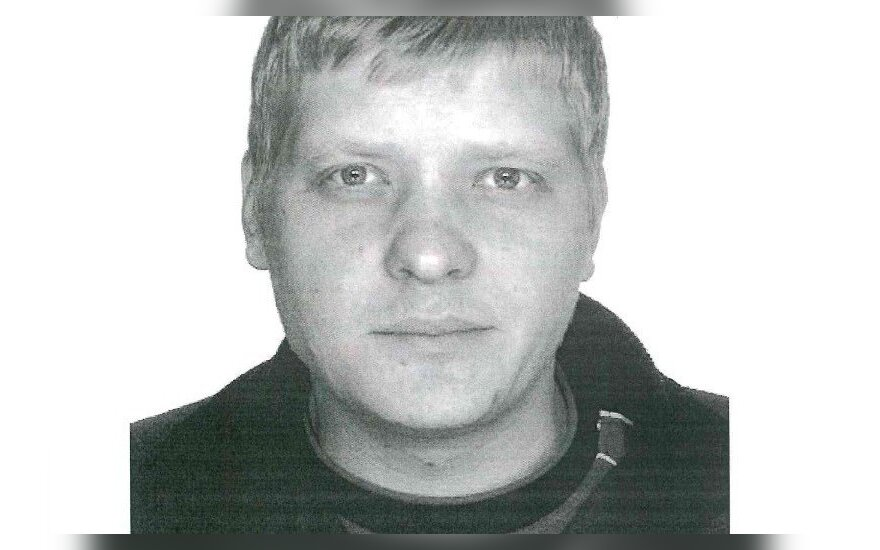 Padėkite policijai rasti vyrą, vengiantį išlaikyti vaiką