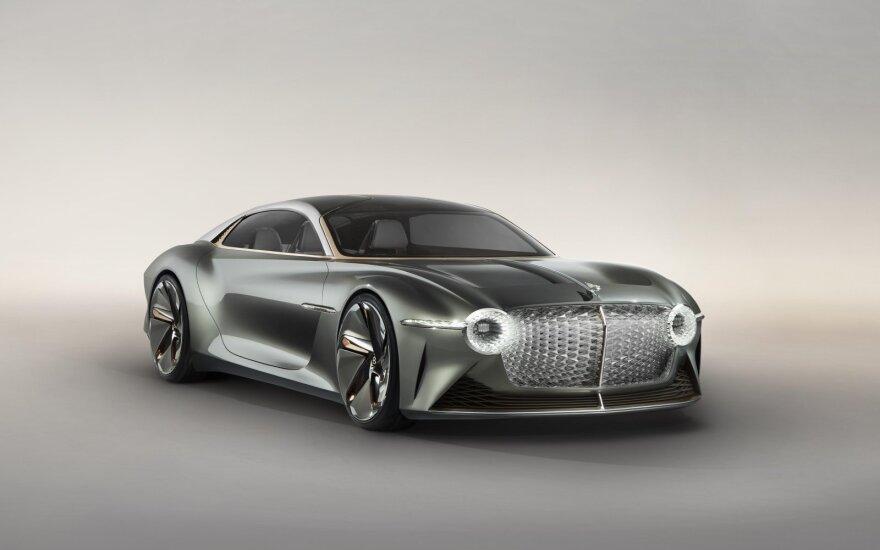 """""""Bentley XP 100 GT"""""""