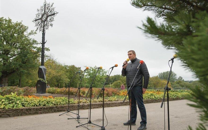 Tauragėje pasiektas rekordas – pastatyta aukščiausia Lietuvoje Saulės skulptūra