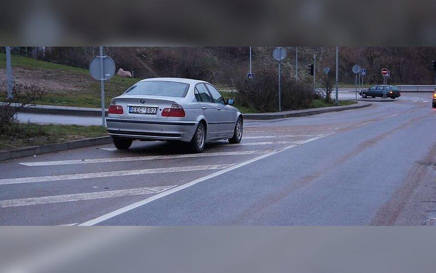 Vilniuje, P.Vileišio g. 2012-01-13