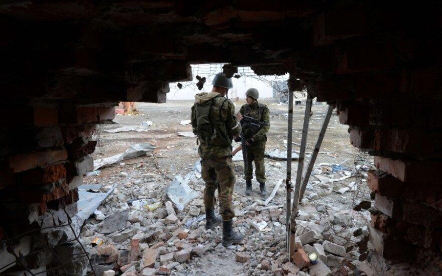 Separatistai Ukrainoje