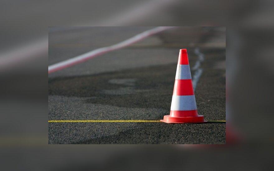 Zarasų r. ir Raseinių r. apvirtus automobiliams žuvo vairuotojai