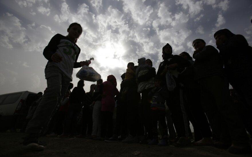 Į Lietuvą iš kitų ES valstybių grąžinta 17 pabėgėlių