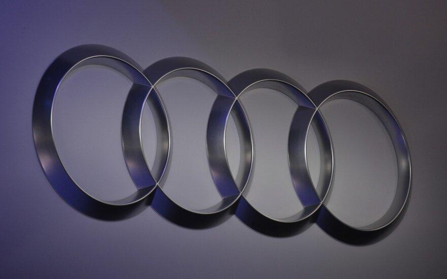 """""""Audi"""" atsisako planų parduoti motociklų prekės ženklą """"Ducati"""""""