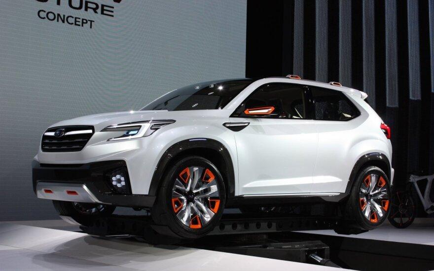 """""""Subaru Viziv"""""""