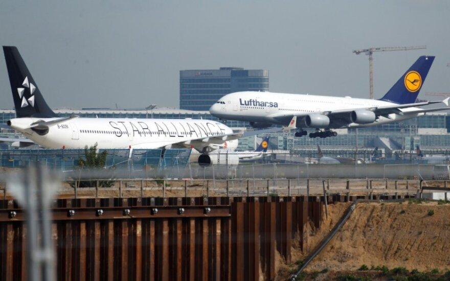 Frankfurto oro uostas. Asociatyvi nuotr.