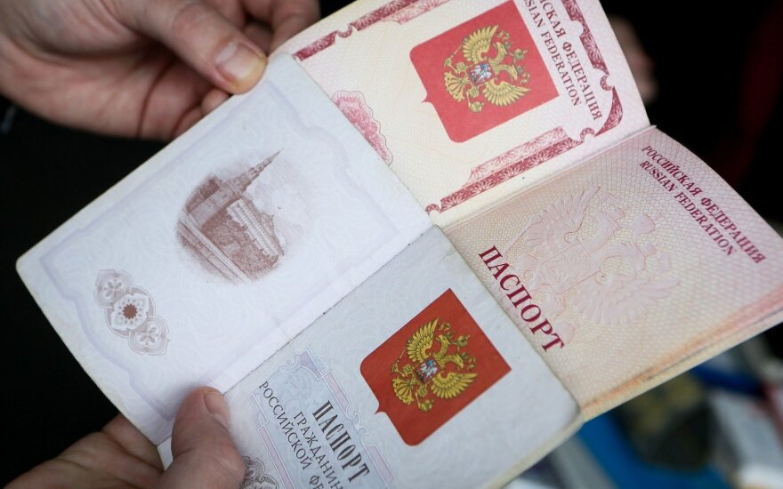 Vizų Rusijos bankininkui istorijoje – nutylėta ir garsaus verslininko pavardė