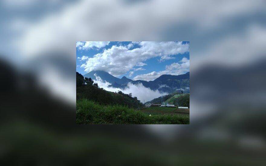 Vienas iš vaizdų, kurį užfiksavo Hokšila, keliaudamas po Pietų Ameriką.