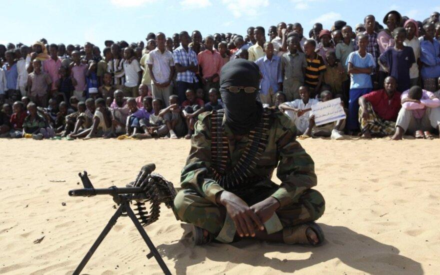 """Al Shabaab"" kovotojas"