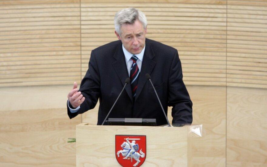Teismas panaikino Seimo kontrolieriui nepalankią VTEK išvadą dėl dėstymo universitete