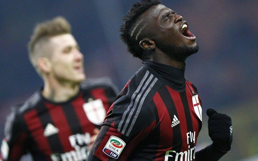 """Milan"" - ""Sampdoria"" dvikova"