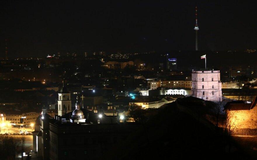 Pernakt Vilniuje išgaravo paminklas