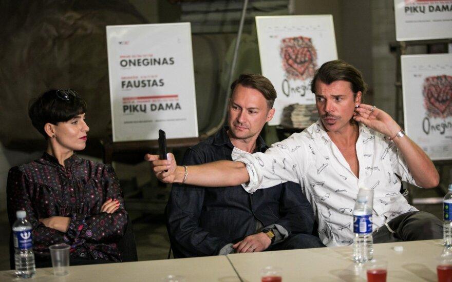 Vilnius City Opera pristatė naująjį sezoną