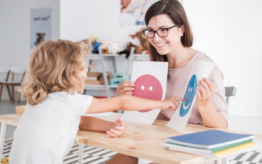 Socialinė pedagogė ir pradinių klasių mokytoja Diana Šaulinskienė: blogų vaikų – nėra