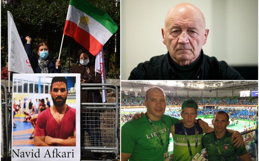 Pasaulyje kilus protestams dėl Navido Afkari egzekucijos, Lietuvos imtynių atstovai nemato galimybių nubausti jį myriop pasiuntusį Irano režimą