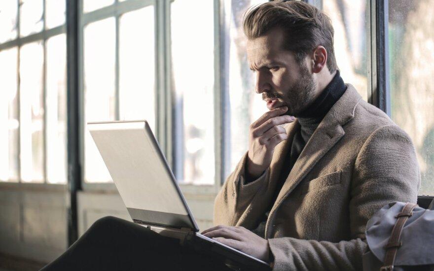 Kibernetinė ataka kaip turėtų elgtis įmonė