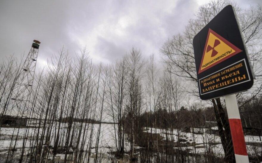 Lietuva be euro – lyg Černobylis