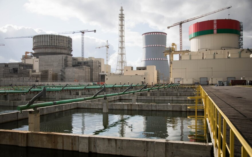 Lithuania gets message on Belarus' N-plant included in EU climate change plan