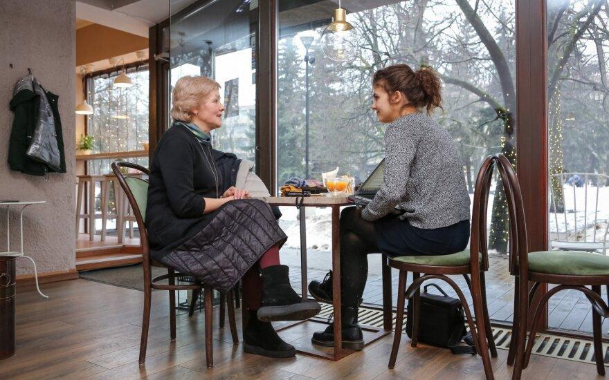 Atidariusi kavinę Panevėžyje suprato, kad darė klaidą 25-erius metus