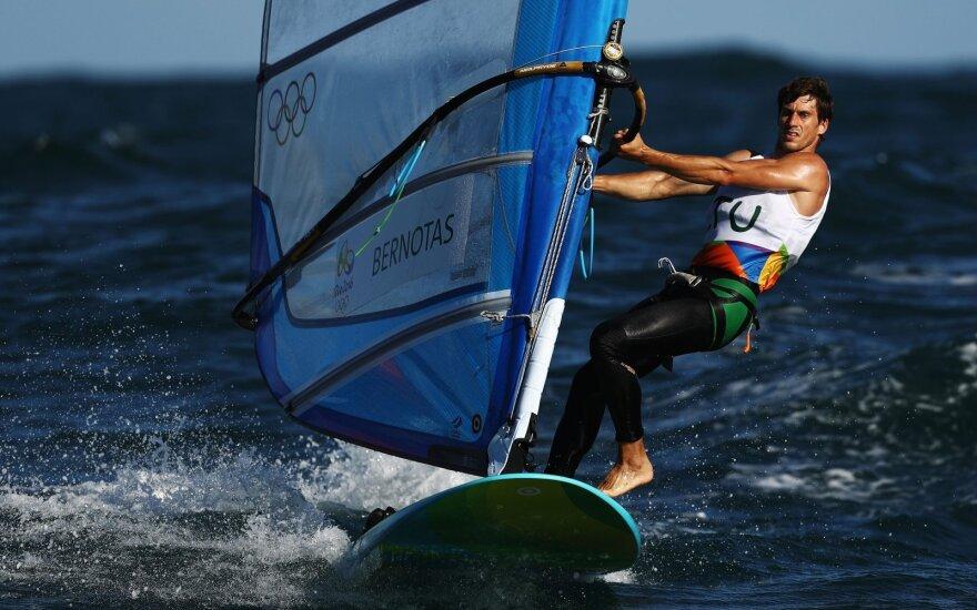 Olimpietis Bernotas Majamyje laimėjo bronzą