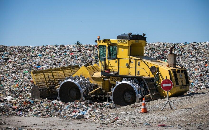 Sąvartynus norima paversti praeities reliktu: nuo 2030 m. atliekos ten nebeturėtų patekti