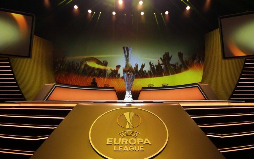 UEFA Europos lygos trofėjus