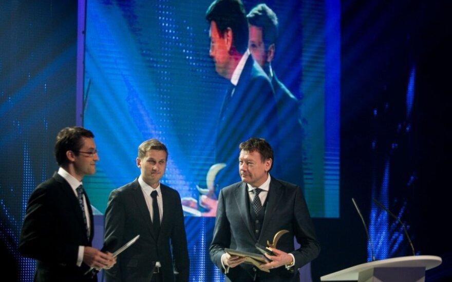 """""""Europos burės 2013"""" apdovanojimų vakaras"""