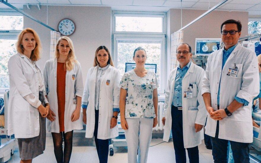 Kauno klinikų gydytojai