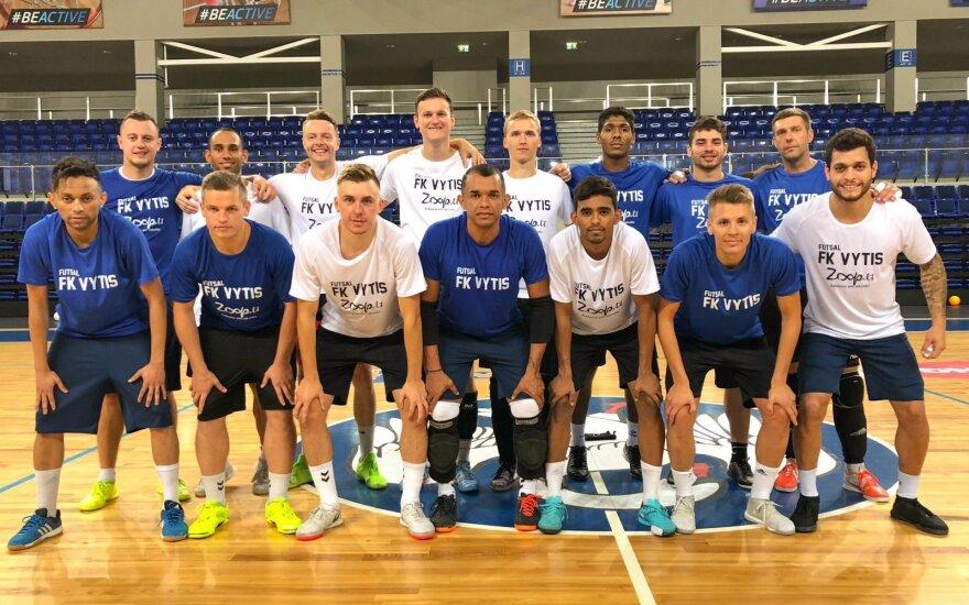 """Kauno """"Vyčio"""" salės futbolo komanda"""