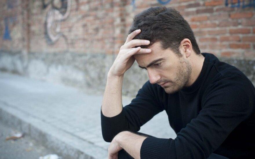 Šokiruojanti realybė: vienas iš dešimties ES gyventojų – turi psichikos sutrikimų