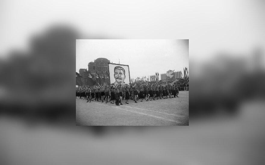 Sovietmetis, Sovietų Sąjunga, J.Stalinas