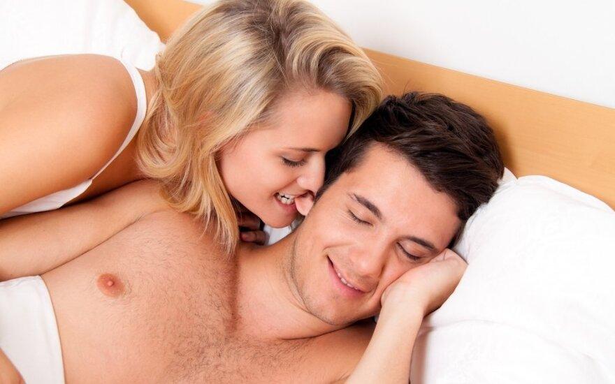 16 vyro erogeninių zonų ir kaip jas glamonėti