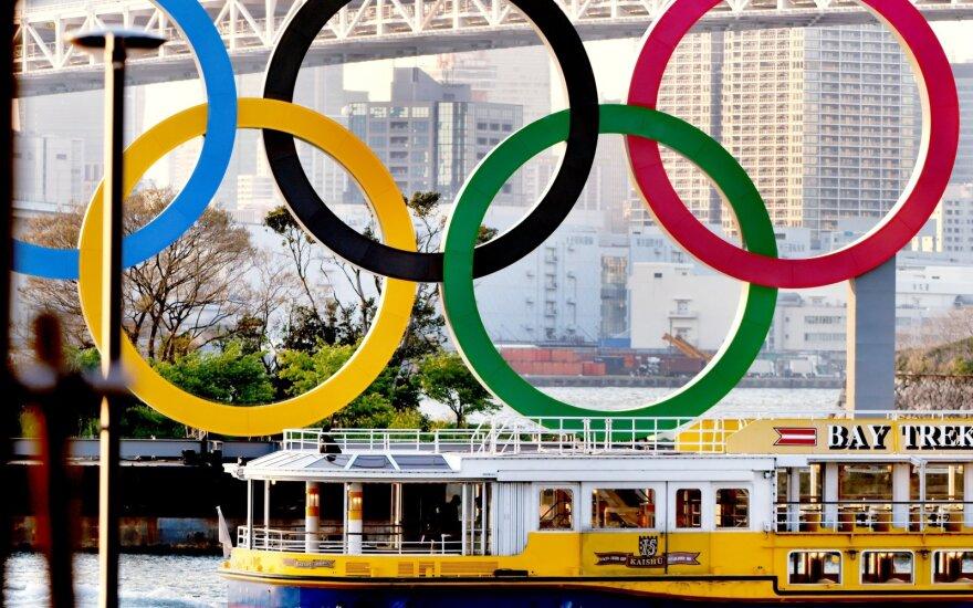 Tokijo olimpinės žaidynės nukeltos į 2021-uosius