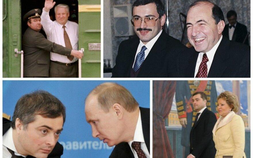 Žmogus, kuris slapta režisuoja Rusijos gyvenimą