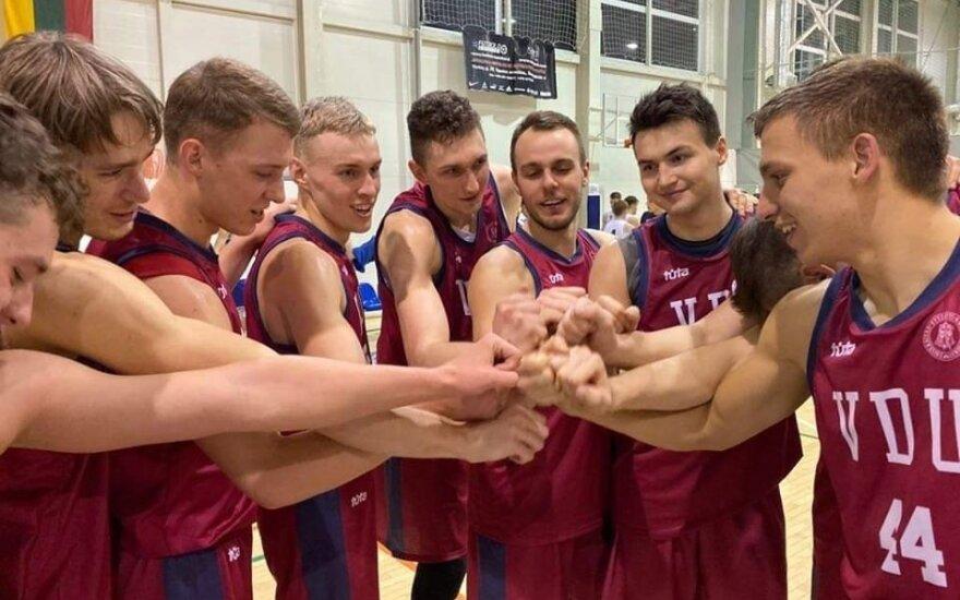 LSKL – trys išmesti Biručio tritaškiai ir aiškūs pusfinalininkai