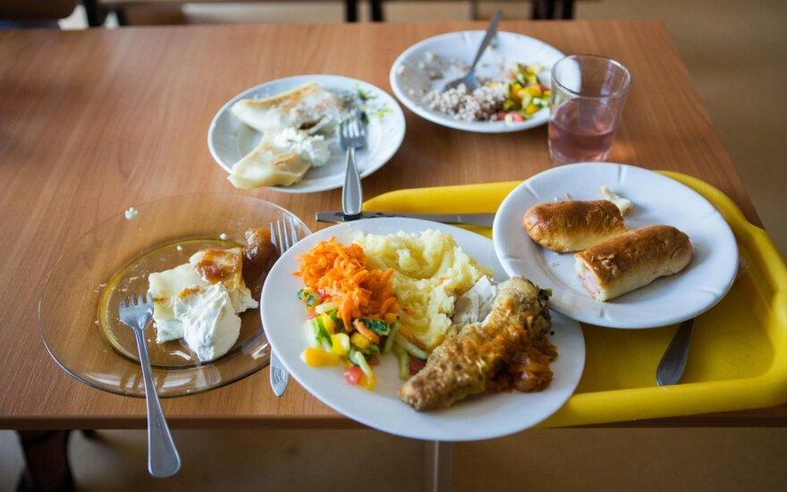 Įvertintos Kauno rajono mokyklų valgyklos