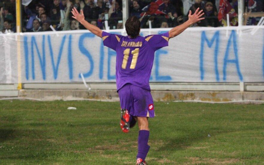 "Alberto Gilardino (""Fiorentina"")"