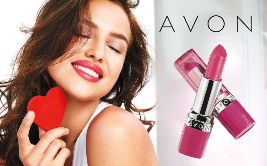 """Brazilijos """"Natura Cosmeticos"""" perka """"Avon"""" už 2 mlrd. JAV dolerių"""
