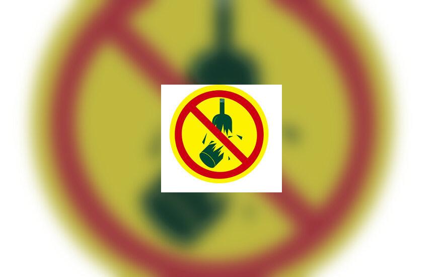 Jūros šventėje bus draudžiama gerti iš stiklinės taros.