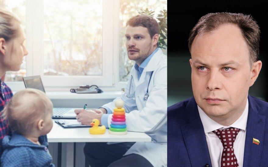 Lietuvos medikams – svarbi žinia: SAM prašo neklaidinti pacientų