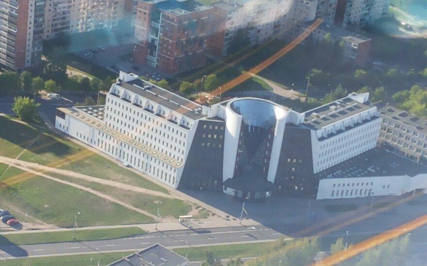 Sodra main headquarters in Vilnius