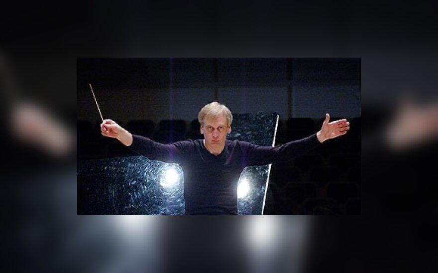 Gintaras Rinkevičius, Lietuvos Valstybinis simfoninis orkestras