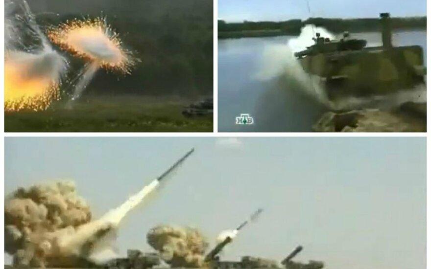 Pavojingiausi Rusijos ginklai