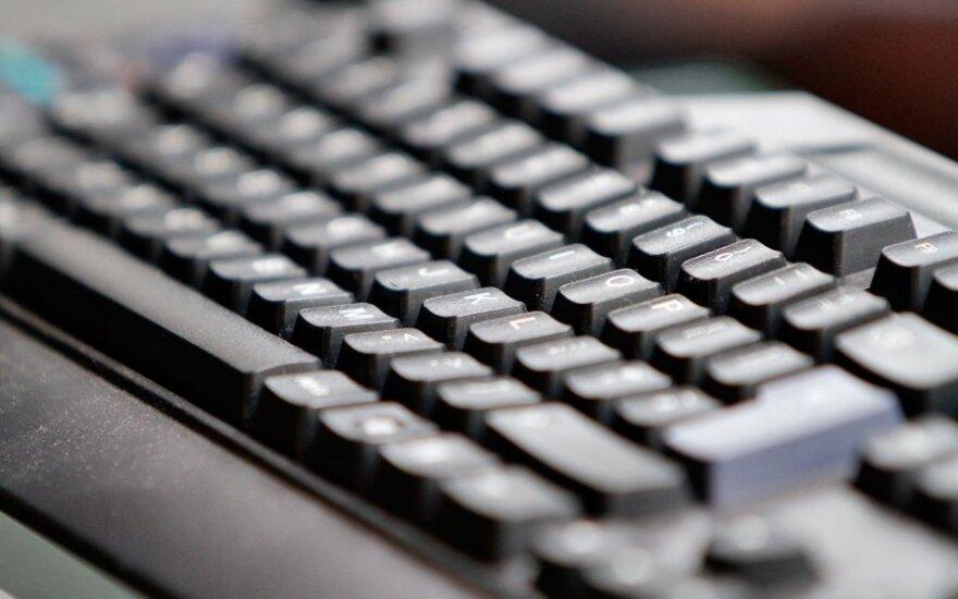 Apie teismų veiklą visuomenė informacijos ieško internete